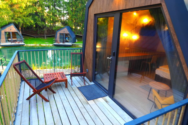 Plitvice lakes accommodation